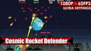 Cosmic Rocket Defender gameplay PC HD [1080p/60fps]