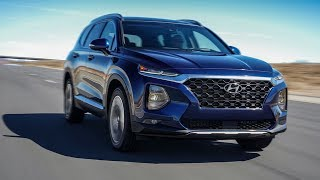 2019 Hyundai Santa Fe Start from $26,480