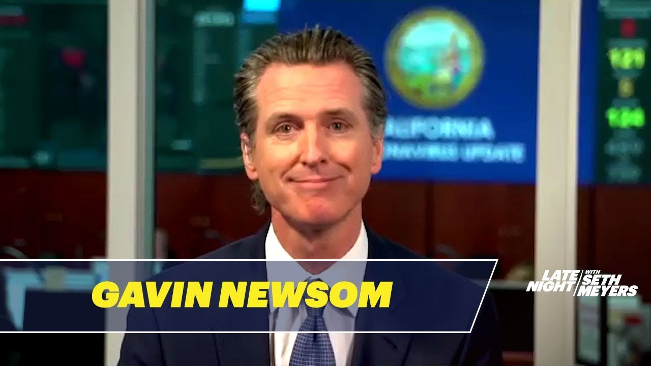 CA Gov. Gavin Newsom Orders Movie Theaters, Restaurants ...
