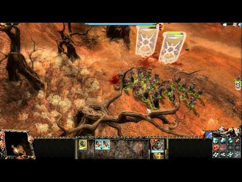 Warhammer Печать хаоса # 1 Начинаем унижать людишек