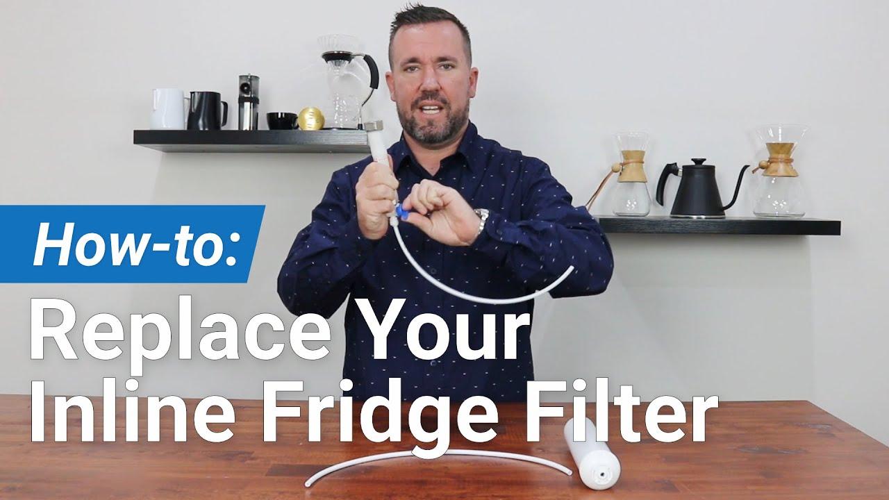 External Fridge Water Filter Suit Samsung LG Electrolux Westinghouse Bosch Smeg