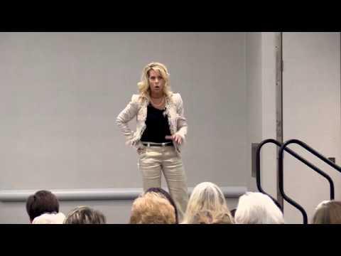 "Thirst 2018 Judy Hehr ""Wisdom ... It Starts with the Heart"""