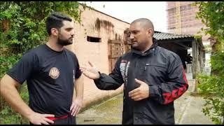 Warriors Defcon - Seminário Internacional de Artes Marciais - Guro/Sifu Jesús Moya