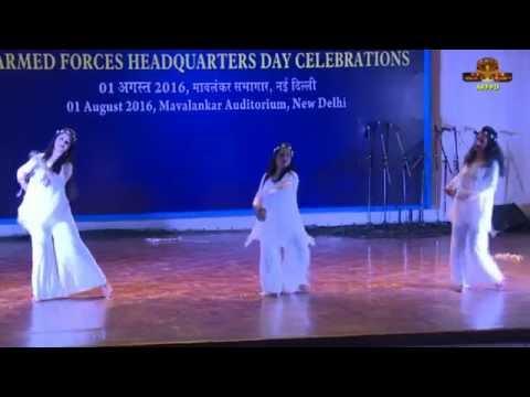 AFHQ 2016 - Bekhauf Bekhauf Jeena Mujhe By Varsha Sood, Neha and Nidhi