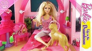 Мультик УТРО в доме мечты БАРБИ и Сестры едут на конкурс Игры для девочек ♥ Barbie Original Toys