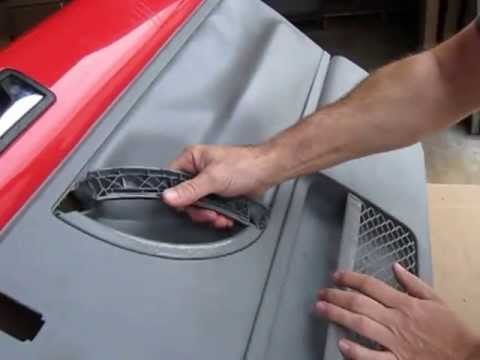 Nice Removing A New Beetle Inside Door Handle   YouTube