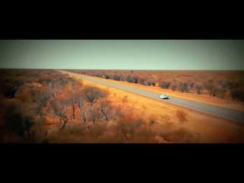Bentley John Bowe - Max Speed Test Stuart Highway