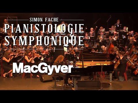 MacGyver Theme Concerto Live Symphonic Version