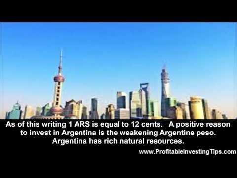 Invest in Argentina