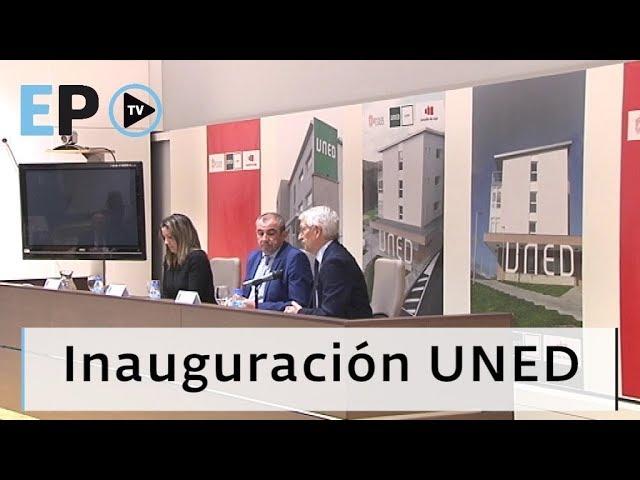 La Uned estrena su nueva sede en Lugo
