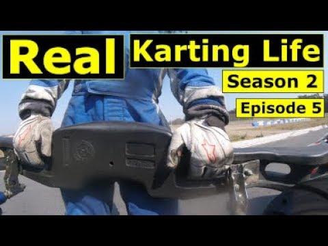 Real Karting Life S2 E5 | Santa Maria Kart Track | MotoVlog