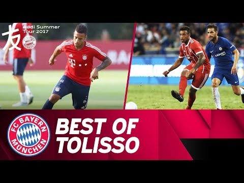 Best of Corentin Tolisso | Audi Summer Tour 2017