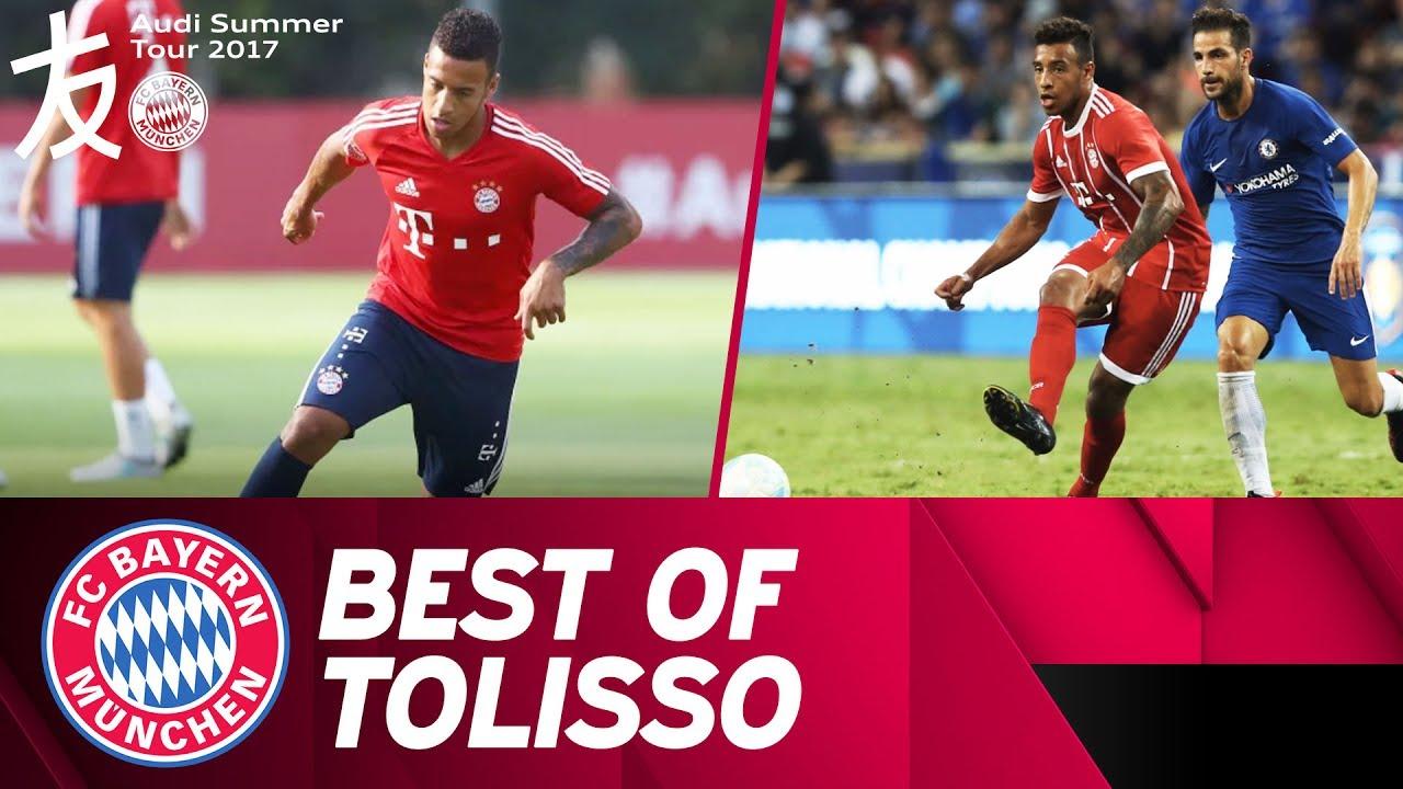 Download Best of Corentin Tolisso   Audi Summer Tour 2017