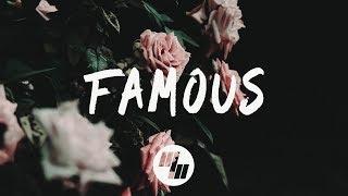ROZES - Famous (Lyrics / Lyric Video) Evan Gartner Remix