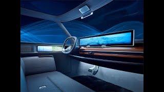 Honda | Urban EV | Interior overview