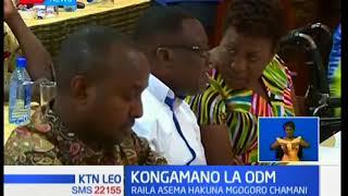 Raila Odinga asema kuwa salamu lake na Rais Uhuru Kenyatta bado lipo