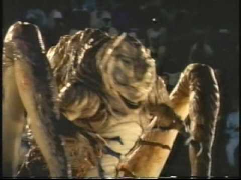 ARENA - 1989 trailer - Man vs. Monster