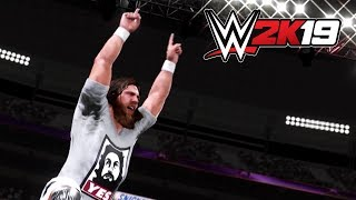 WWE 2K19 Daniel Bryan Showcase Mode | Full Gameplay Walkthrough 100% Completion