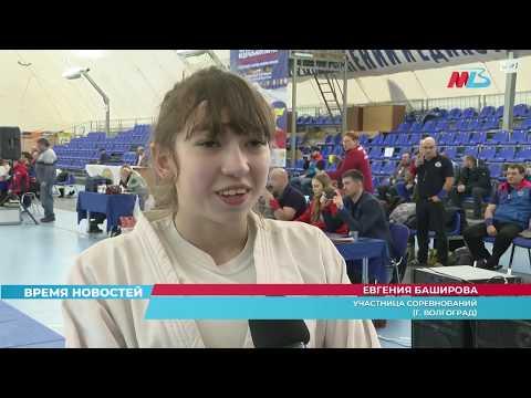 670 мастеров рукопашного боя сразились за медали в Волгограде