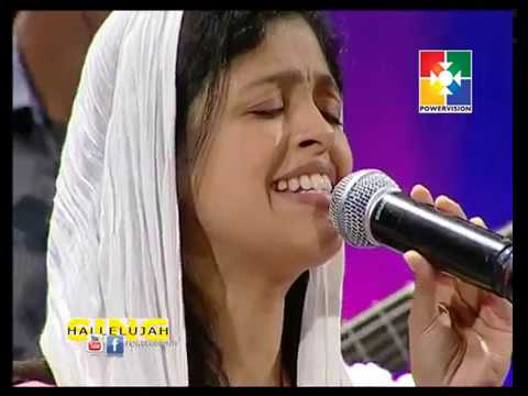 Sing Hallelujah │Powervision TV │Singer: Asha job │ Episode # 37