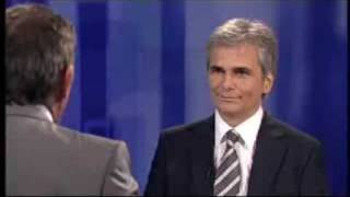 TV Konfrontation Haider - Faymann [Part 1]