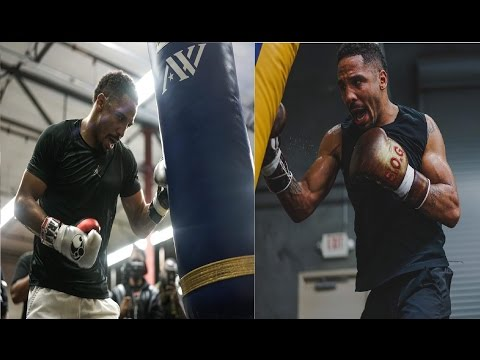 Andre Ward Boxing Training/Workout Routine