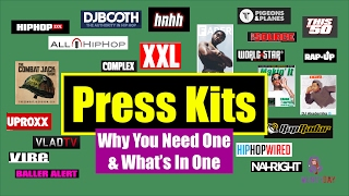 Press Kits (What Are They?) | Wendy Day