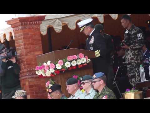 Speech of U.S. Pacific Command commander Harry B. Harris Jr in Pachkhal