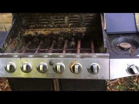 HOW TO CLEAN YOUR BBQ !.  BBQ steam cleaning in Leeds & Yorkshire