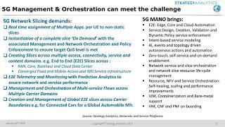 5G Management & Orchestration Aspects with HPE, Intel and Strategy Analytics Webinar