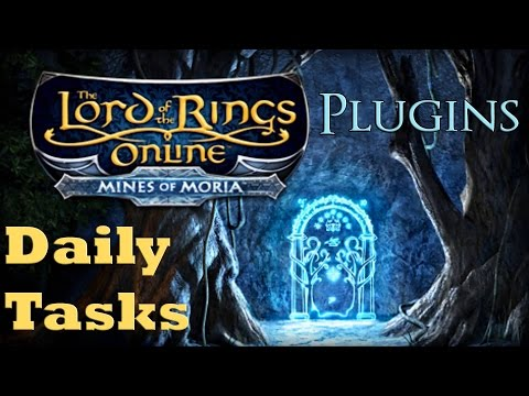 LOTRO Plugins - Daily Tasks