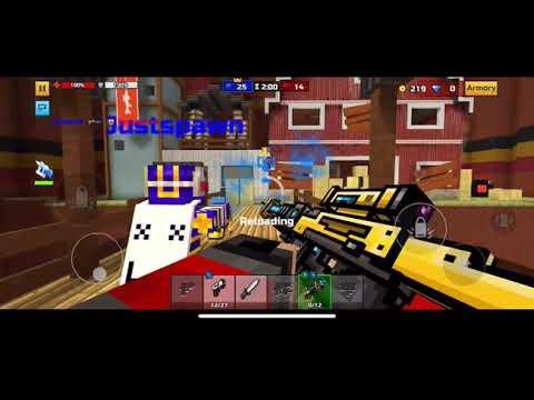 Pixel Gun 3D Electro Blast Rifle | PIXEL GUN 3D Gun Review