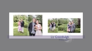 Rachael & Joe Wedding Slideshow.  Marriott Hotel, Huntingdon www.lizgreenhalgh.co.uk