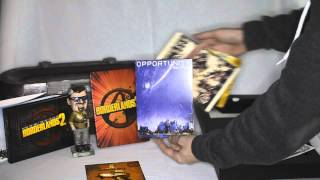 Unboxing: Borderlands 2 Ultimate Loot Chest - うぐぅ~