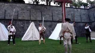 Démonstration de tir - Fête de la Nouvelle France - Québec