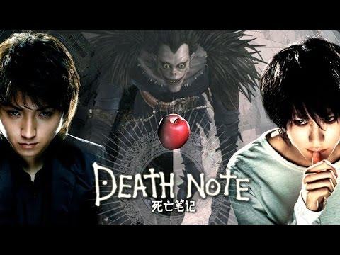 DEATH NOTE: La Película (Trailer subtitulado español) - YouTube