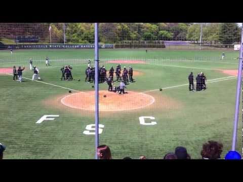 FSC Baseball Walk Off Championship Win!