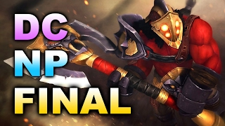 Digital Chaos vs Team NP - America Qualifier FINAL - DAC 2k17 Dota 2