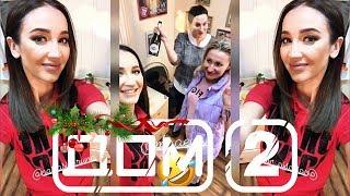 Бузова а мы уже с девочками отмечаем Новый год на Дом2❤️всем взаимной любви