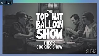 """Theo's Cooking Show - Red Wine Braised Short Ribs"" 