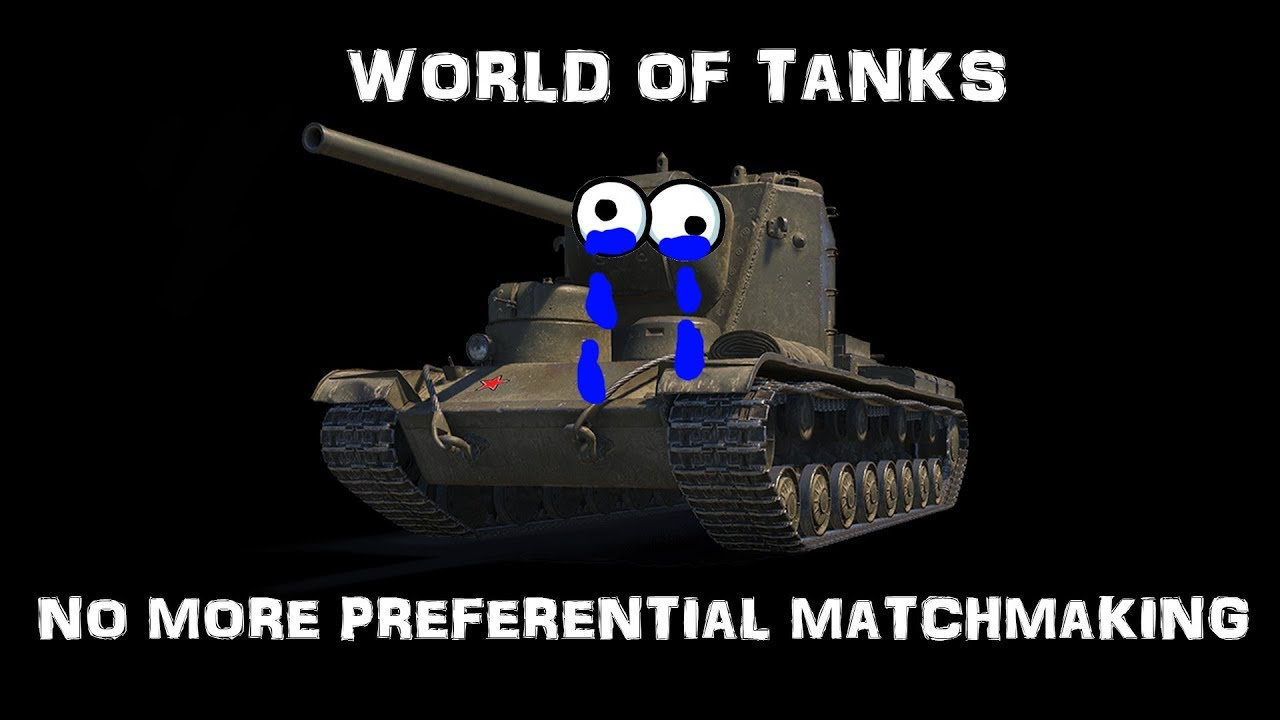 Wot old matchmaking