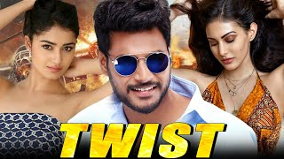 Twist Full Hindi Movie   Telugu Hindi Dubbed Movie   Sundeep Kishan, Amyra Dastur
