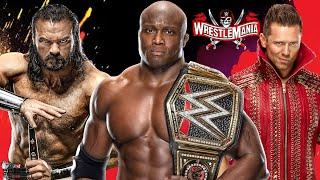 Lashley's big title win should have happened at WWE WrestleMania: Wrestling Observer Live