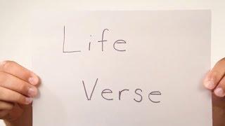 Life Verse: Romans 5:1-8