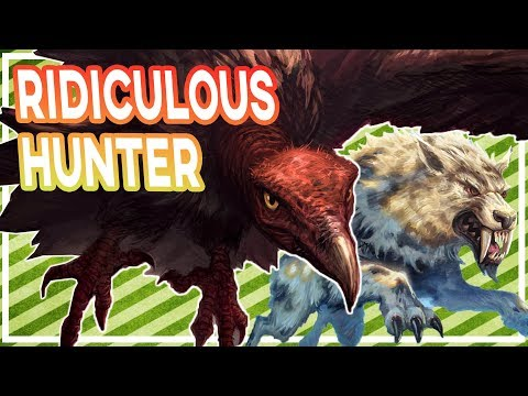 Hearthstone: Ridiculous Hunter Deck Plays Buzzard And Call Pet