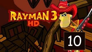 Rayman 3: Hoodlum Havoc - Bog of Muk - Part 3/3 - (PS2/XBOX/PC/GC/MAC)