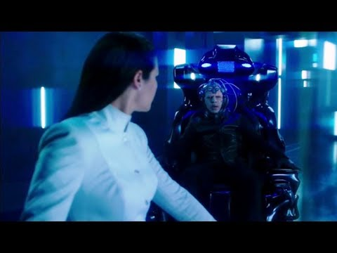 The Flash  Season 4  The Thinker and The Mechanic Discuss Team Flash Finding there Identities