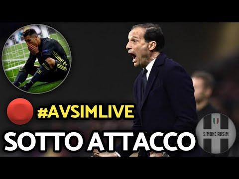Per niente Allegri ||| #AvsimLive post Atletico Madrid-Juventus 2-0