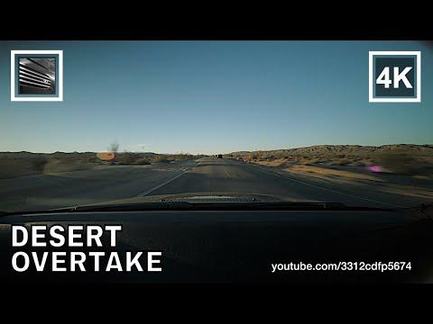 San Diego BMW Meet Desert Overtake