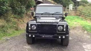 Amazing Land Rover Defender 110 - Full Kahn Design Bespoke spec